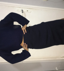 Komplet dzemperic i zimska suknja