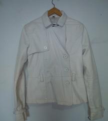 Kožna jakna u boji leda, uvoz, akcija 3599