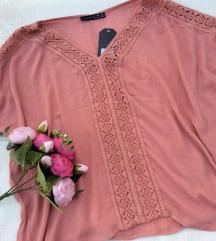 Atmosphere iz Beca bluza puder roze boje