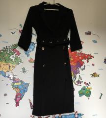 Sako haljina sa slicevima
