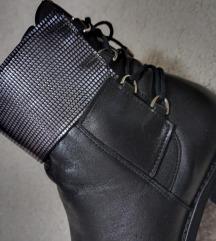 Duboke kozne cipele