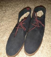 Unisex cipele -prevrnuta koza-