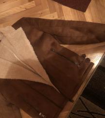 Zara monton jakna muska