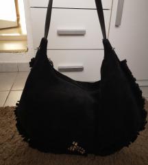 Kozna crna torba
