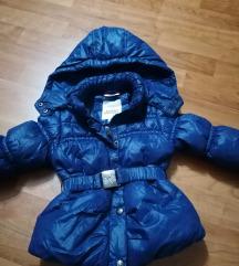 Rosso kvalitetna debela jakna za devojcice 2 god