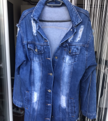 duga teksas jakna novo