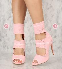 Kao nove pink sandale