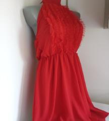 Nova crvena karnerici na grudima S/M