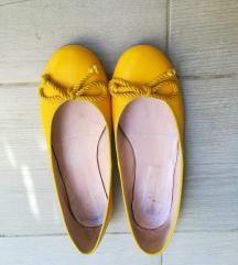 Žute Pretty ballerinas