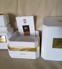 Ajmal Cuir Musc parfem, original