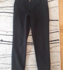 Crne cigaret pantalone LIKE ZARA