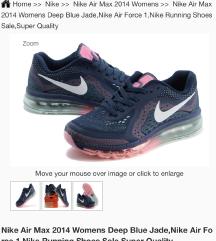 Nike patike kao novo
