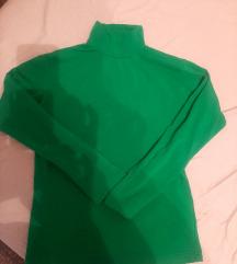 Zelena polurolka