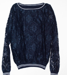 Ženska bluza 5324 Bluza vel. S plava kao nova
