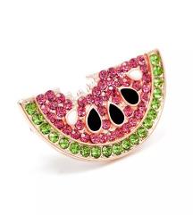 Gricnuta lubenica broš