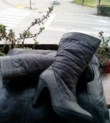 Cizme sive