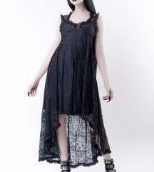 Willow Lace Maxi Dress Killstar XS