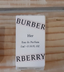 Parfemska minijatura Burberry Her