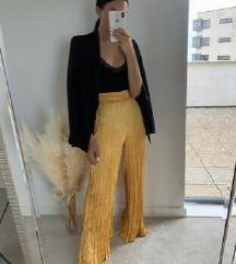ZARA lux pantalone NOVO