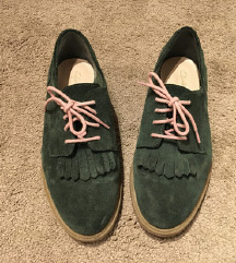 Zelene cipele Clarks