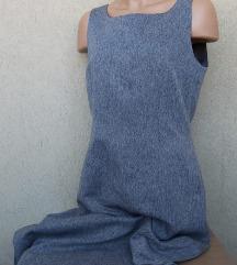 Yessica by C&A siva maksi haljina vel 42