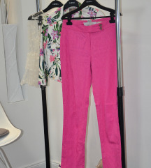 Clara Garrone pink pantalone