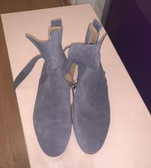Hermes kratke kozne cizme