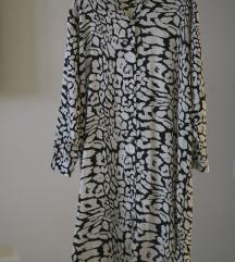 Koton haljina u crno- belom printu, vel. 38