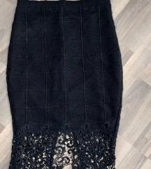Suknja od cipke