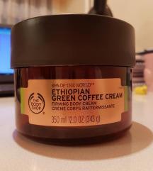 🖤 The Body Shop Ethiopian Green Coffee krema 🖤
