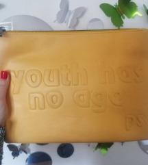 Žuta pismo torba Ps Fashion