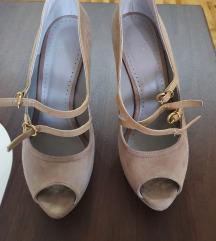 Cipele na stiklu NOVE