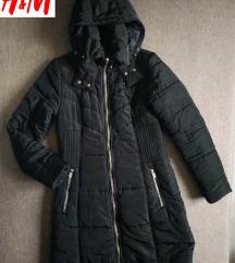 H&M jakna sa kapuljačom vel S