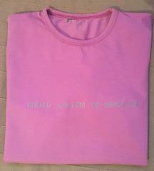 Benetton roze majica