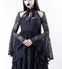 She's Stardust Lace Dress Killstar XS