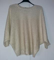 LINDEX svetlucavi džemper ☄✨