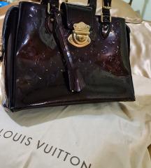 Original Louis Vuitton  melrose amarante