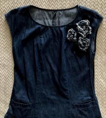 Love Moschino teksas haljina