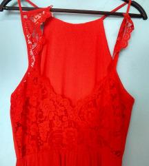 NEWYORKER crvena haljina