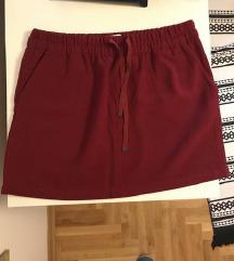 Bordo suknja SNIZENA