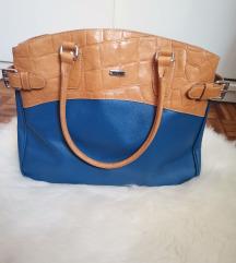 Manual plava torba SNIZENA