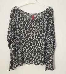 H&M koncana majica L