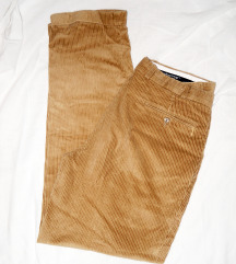 Burberrys somot vintage pantalone