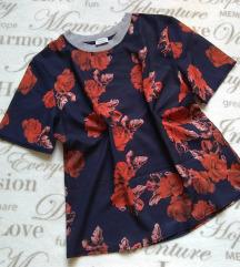 SNIZENO! ZARA WB floralna bluza