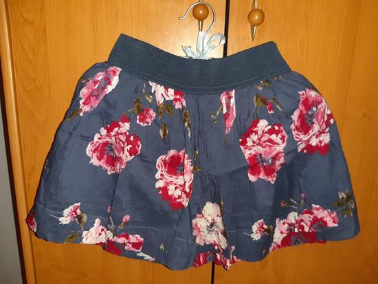 Cvetna letnja suknjica