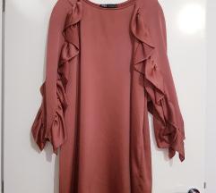 Zara Nova svilena haljina