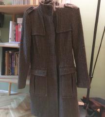 Zara vuneni kaput razmena ili 999 din