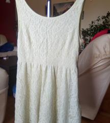👌👗🍀AMISU Čipkana letnja haljinica 40