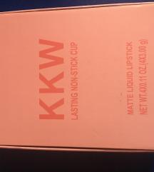 Kim Kardashian West mat ruzevi