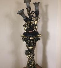 Antikvitet lampa